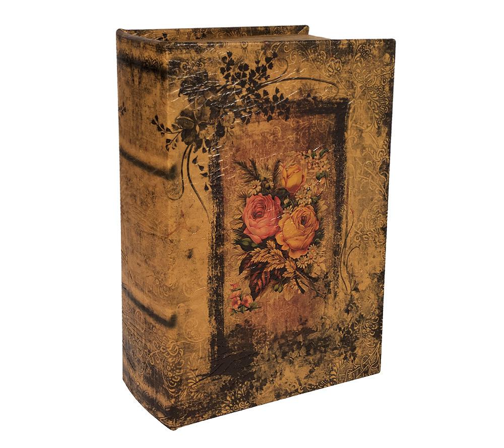 Buchbox als Platzhalter oder Buchtresor