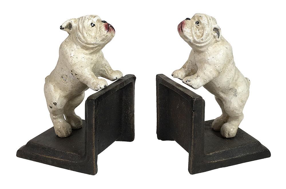 Buchstütze für Hundeliebhaber