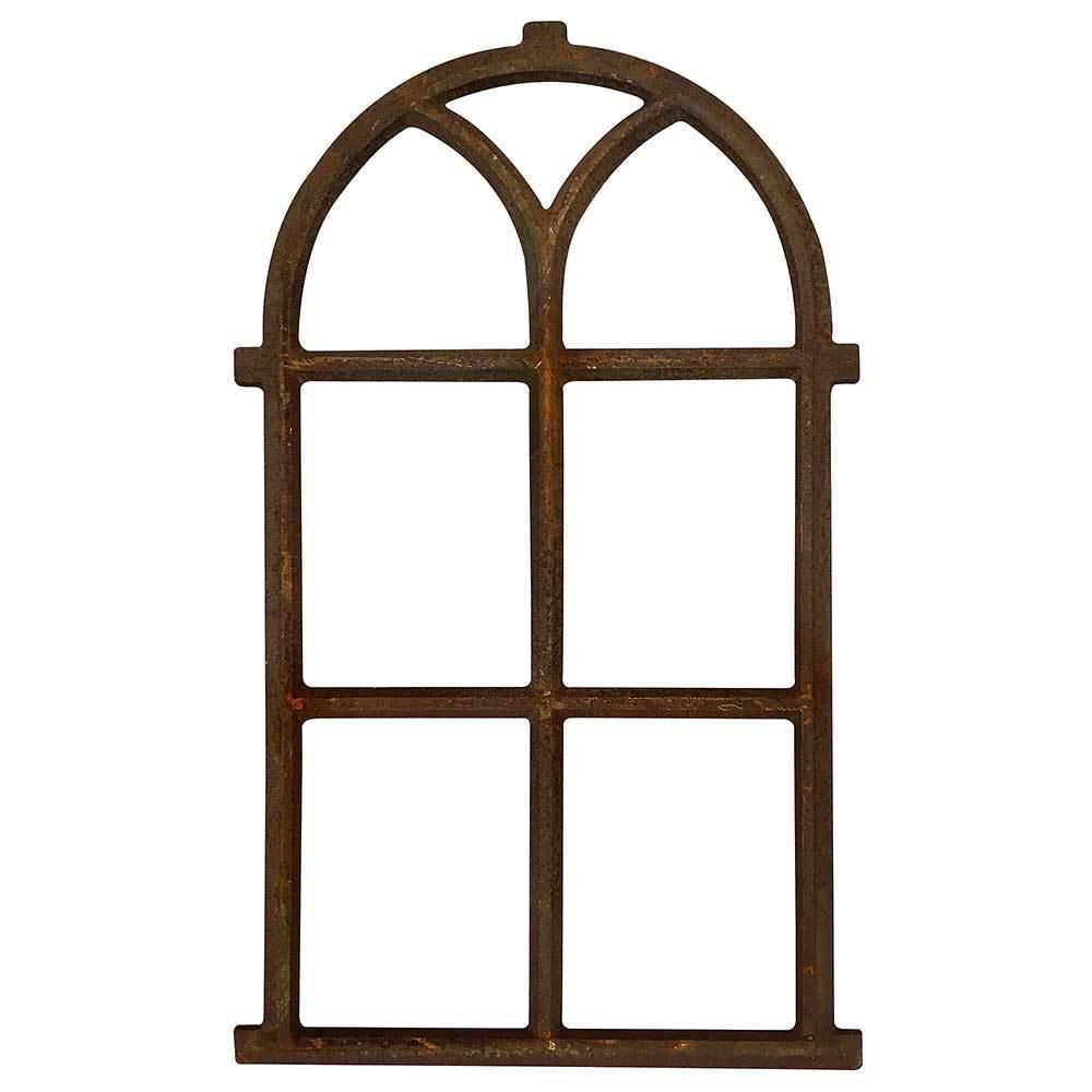 Eisenfenster nach historischem Vorbild